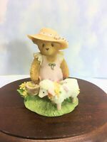 Cherished Teddies April NIB
