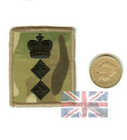 Official Crye Multicam MTP Colonel Velcro RANK Patch