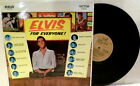 MINT IMPORT LP:ELVIS PRESLEY ELVIS FOR EVERYONE NZ