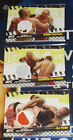 TOPPS UFC SERIES ROUND 4 USED MAT RELIC U PICK GSP PENN