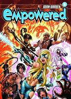 EMPOWERED - VOLUME 6 - NEW GRAPHIC NOVEL