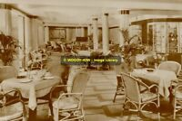rp8658 - Queen Mary - Tourist Class Lounge - photo 6x4
