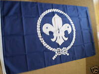 SCOUTS FLAG FLAGS 5'X3' BRAND NEW