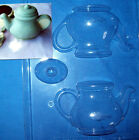 3 DIMENSIONAL TEAPOT CHOCOLATE MOULD