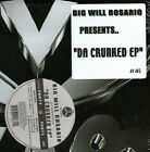"BIG WILL ROSARIO / DA CRUNKED EP 12"" AV8 BLACK PARTY HIP HOP VINYL SEALED AV492"