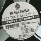 "BIG WILL ROSARIO / FOR THE STREETS PT 2 12"" AV8 PARTY HIP HOP VINYL SEALED AV377"
