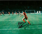 LIVERPOOL LEGEND in person signed 10x8 - ALAN KENNEDY