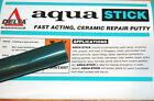 BOAT MARINE AQUASTICK underwater repair filler putty wood fiberglass 60 gm
