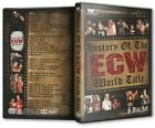 History of the ECW World Title DVD-R Set, Extreme Championship Wrestling WWE