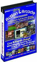 Action & Arcade 10 Pack - PC Pinball Pool Arcade Games (New)