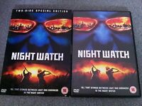 Timur Bekmambetov NIGHT WATCH | 2004 Russian Horror | 2-Disc UK DVD w/ Slipcover