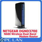 NETGEAR N600 Wireless-N Dual-Band Gigabit ADSL2+ Modem Router P/N: DGND3700