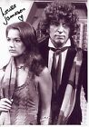 DR WHO personally signed 12x8 - LOUISE JAMESON as LEELA
