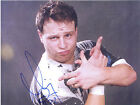 Autographed Photo Mikey Whipwreck ECW Wrestling Extreme