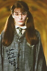 HARRY POTTER personally signed 12x8 Moaning Myrtle - Shirley Henderson