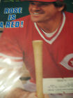 Pete Rose Covers Sports Illustrated Magazine August 1984