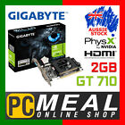 GIGABYTE nVIDIA GeForce GT610 2GB Video Card Gaming Graphics HDMI Low Profile