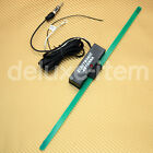 NEW Glass Windshield Mount Car Aerial DIN Antenna Booster for FM AM Radio Stereo