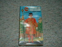 Airfix  1/12 Yeoman of the Guard in 1/12 scale  old kit