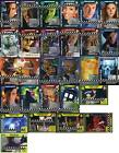 Doctor Who MONSTER INVASION TEST Cards (Assorted)
