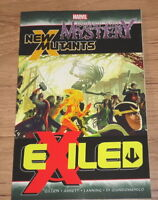 JOURNEY INTO MYSTERY:NEW MUTANTS EXILED - MARVEL GRAPHIC NOVEL