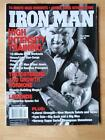 IRONMAN bodybuilding muscle magazine/DAVE FISHER 12-07