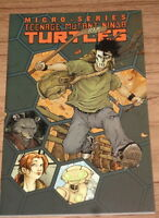 TEENAGE MUTANT NINJA TURTLES:MICRO SERIES VOLUME 2 - IDW GRAPHIC NOVEL