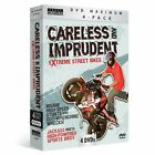 Careless and Imprudent Extreme Street Bikes 4 DVD Set - Streetfighterz, Wheelies