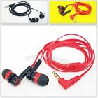 3.5mm in ear Sound Isolating Earbud Earphone Headphone for CD players Mp3 1 pc