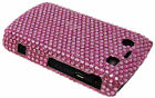 Pink Diamante Diamond Gem Back Cover Case for BlackBerry Bold 9700 / 9780