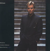 "STING Russians  1985 UK 3-track 12"" vinyl single EXCELLENT CONDITION  THE POLICE"