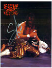 Sabu Autographed Photo, ECW WWE WCW WWF TNA ROH Japan Wrestling 8x10 Promo, 2