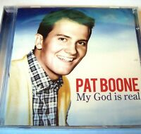 NEW SEALED - PAT BOONE - My God Is Real - 50's 60's Country Pop Music CD Album