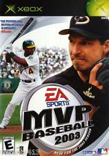 MVP Baseball 2003 (Xbox) First Ever Picture-in-Picture On-Base View! COMPLETE
