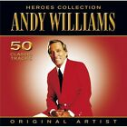 ANDY WILLIAMS - HEROES COLLECTION (NEW SEALED 2CD)