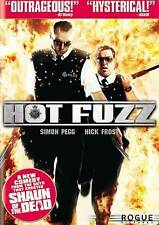 HOT FUZZ (DVD, 2007, Widescreen) New / Factory Sealed / Free Shipping