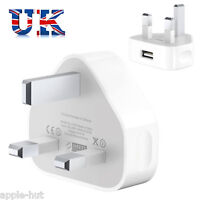 Mains Plug Usb Adapter Charger For Apple iPod Nano iPhone 3gs/4s/5/5c/5s/6 Plus
