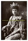 """mm580 - Queen Alexandra wife of King Edward VII - Royalty photo 6x4"""""""
