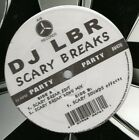 "DJ LBR / SCARY BREAKS 12"" OG US AV8 PARTY/BREAKS HIP HOP VINYL SEALED AV476"