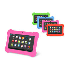 Orbo Junior 2016 Google Android 4.4.2 Multi Touch Tablet Kids Edition w Gel Case