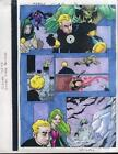 X-Men/Havok Mutant X 12 Page 21 Marvel Comics color guide art: Dr Doom/Magneto