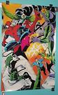 34 x 22 Marvel Amazing Spider-man Poster 238:Green Goblin/Lizard/Vulture/Electro