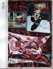 Original 1993 Daredevil 315 page 21 Marvel Comics color guide art:1990's/Elektra
