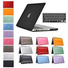 "Rubberized Hard Shell Case Cover Keyboard For Macbook Air 13 11 Pro 13 15""Retina"