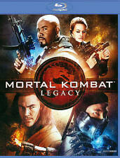 Mortal Kombat Legacy (2011) - New - Blu-ray