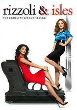 Rizzoli And Isles S2 (2012) - New - Dvd