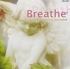 Breathe:relaxing Baroque - V/A New & Sealed Compact Disc Free Shipping