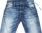 BNWT DIESEL KROOLEY 882D JEANS 31X32 100% AUTHENTIC REGULAR SLIM CARROT FIT