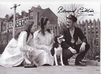 THE RAILWAY CHILDREN signed 12x8 BERNARD CRIBBINS