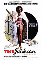 TNT Jackson [1974] [DVD], Very Good Condition DVD, Pat Anderson, Stan Shaw, Jean
